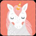 unicorn, 🦄 icon