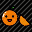 fruit, fruits, lemon, lime, orange icon