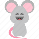 fun, mouse, avatar, laugh