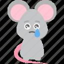 emotion, misery, sad, suffering icon