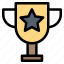 award, education, trophy icon