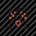 anniversary, glass, wine