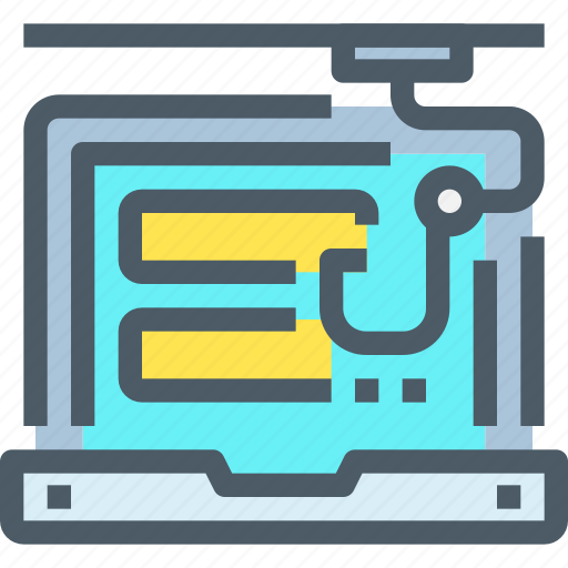 Browser, computer, crime, hack, secure icon - Download on Iconfinder