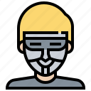 crime, hacker, robbery, security, theft icon