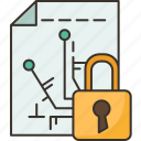 data, encryption, private, lock, access