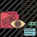 spyware, hacking, threat, information, leak