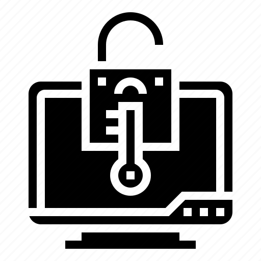 Computer, data, encryption, protection, security icon - Download on Iconfinder
