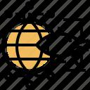 attack, cyber, global, hacker, threat