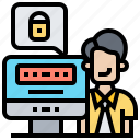 authentication, computer, privacy, security, user