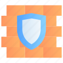 cyber, security, firewall, shield, antivirus, protection