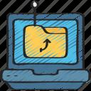 cyber, hacker, online, phishing, security
