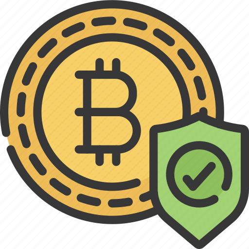 crypto, currency, cyber, online, secure, security icon