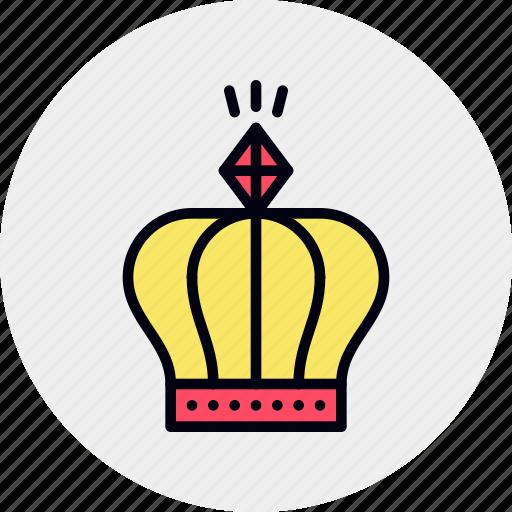 crown, king, leaderboards, leadership, monarchy, royal icon