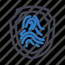 fingerprint, protection, security