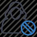 anti, cybercrime, hacker icon