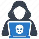 anonymous, crime, cyber, hacker icon
