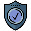 defense, secure, weapons, protection, security, shield icon