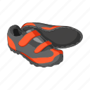cyclist, equipment, outfit, shoes, sneakers, sports icon
