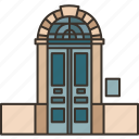 museum, leventis, municipal, exhibition, building