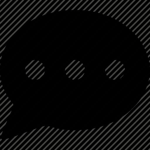 comment, commentary, speak, speech bubble, talk icon