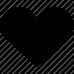 beat, favourite, heart, love, romance icon