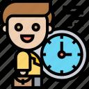 working, hour, businessman, time, management