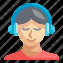 listening, music, listen, listener, song