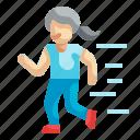 running, runner, exercise, sport, agility