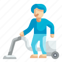vacuum, cleaner, cleaning, clean, service