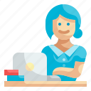 working, programmer, career, teleworking, freelance