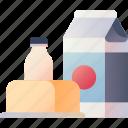 breakfast, dairy, food, healthy, milk, nutrition, product