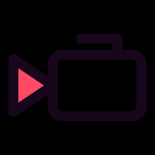 camera, gadget, media, video icon