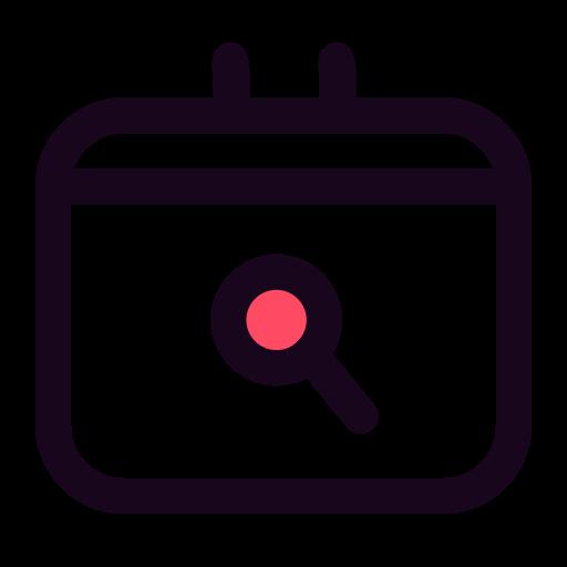 calendar, deadline, event, nearby, search icon