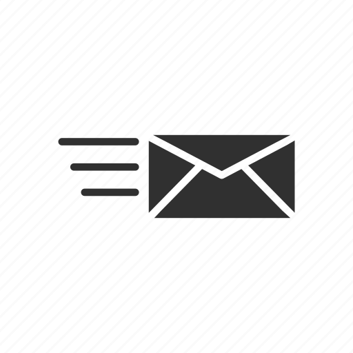 email, envelope, message, sending mail icon