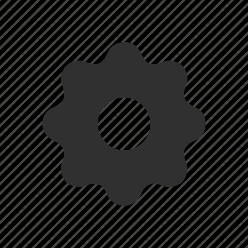 gear, menu, notification, settings icon