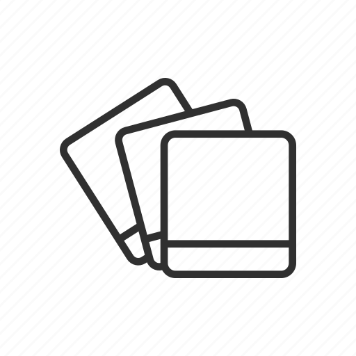 card, coupon, gift card, id icon