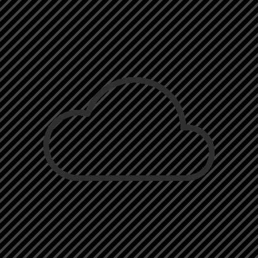 cloud, creative cloud, heaven, icloud icon