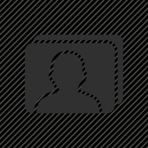 avatar, id, identification, user profile icon
