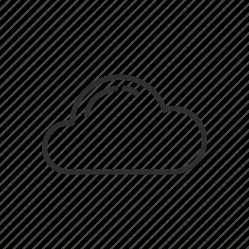 cloud, creative cloud, day, icloud icon
