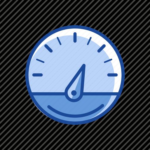 compass, dashboard, speed, speedometer icon