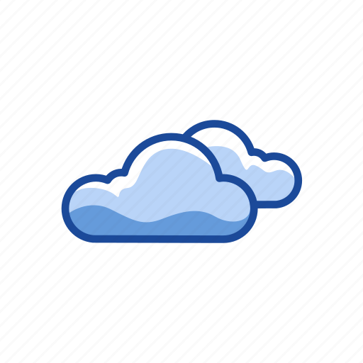 cloud, creative cloud, mist, sky icon
