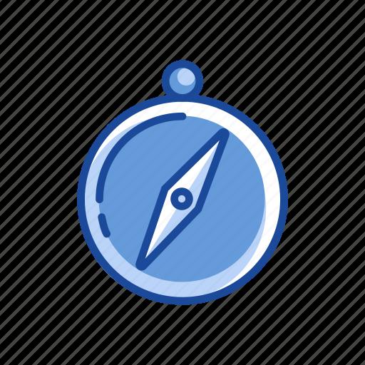 compass, dashboard, measurement, time icon