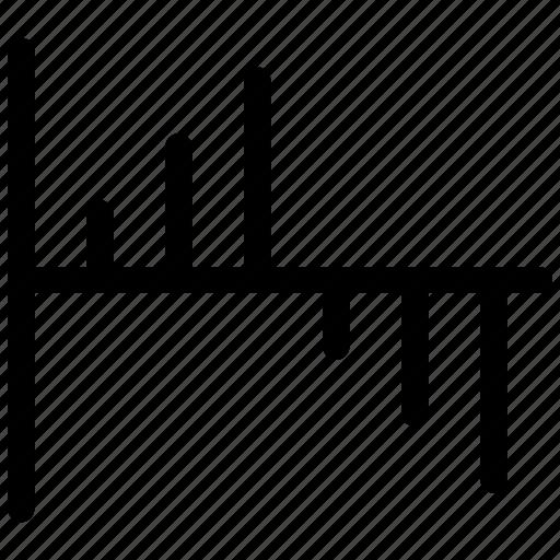 analysis, data, histogram, statistics icon