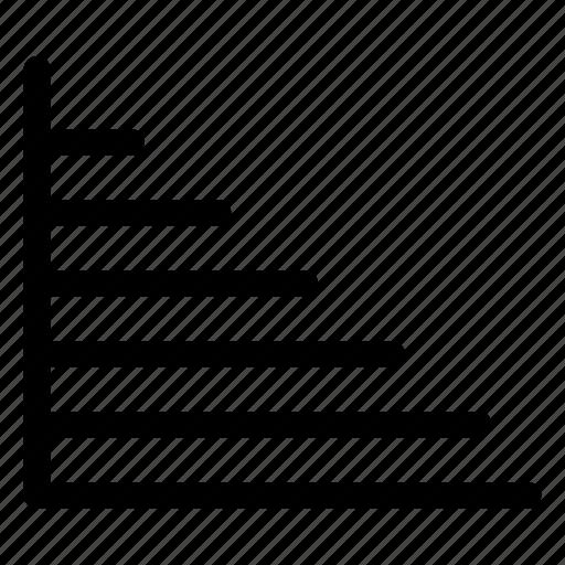 analysis, bar, bar chart, chart, histogram icon