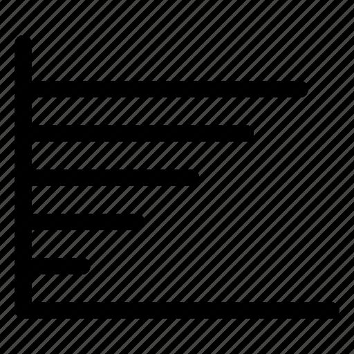 analysis, chart, data analysis, histogram icon