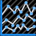 chart, data analytics, graph, statistics