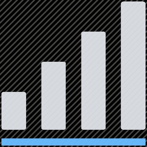 analytics, bar, chart, column, data analytics, graph icon