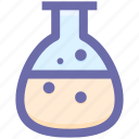 bottle, chemical, lab, laboratory, medical bottle, test bottle icon