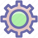 cog, gear, gearwheel, preferences, setting, setup icon