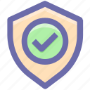 badge, favorite, secure, security, security badge, shield icon